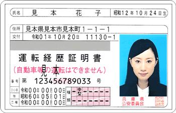 運転 経歴 証明 書 と は 申請方法|自動車安全運転センター